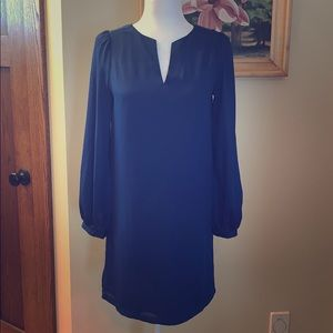 Double layer Sheard dress. Tinley Road extra small